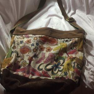 Lucky brand vintage bag